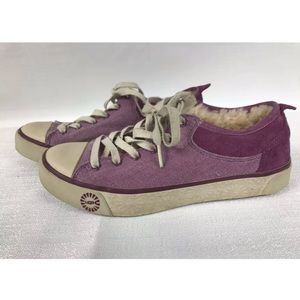 UGG Australia Evera Women Size 6 Purple Sneakers
